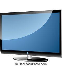 tv, 広いスクリーン
