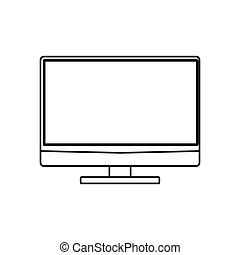 tv, 現代 技術
