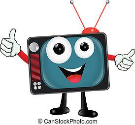 tv, 面白い, 2