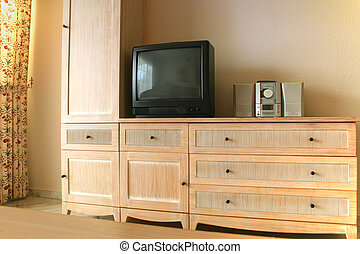 tv and hifi cabinet