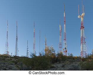 TV and Radio Transmitters