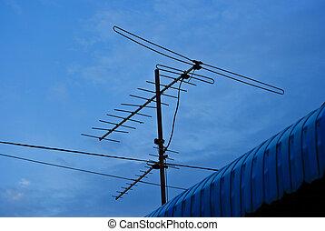 TV antenna communication industry