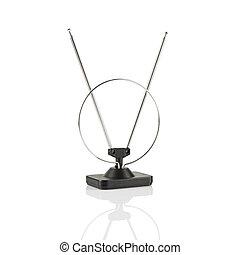 TV antenna isolated