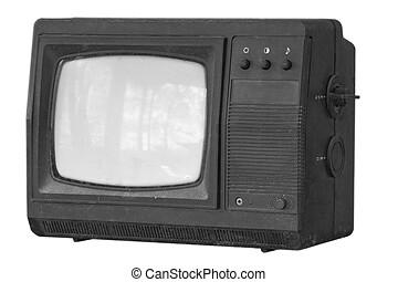 tv, antiquado