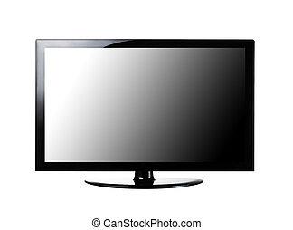 TV, avskärma