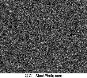 tv, bruit