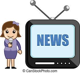 tv, carreira, repórter, -, escolha
