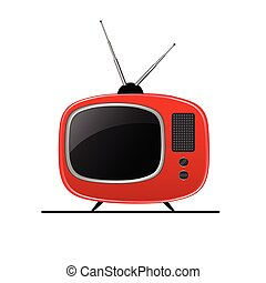 tv color vector