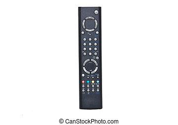tv, contrôle, éloigné