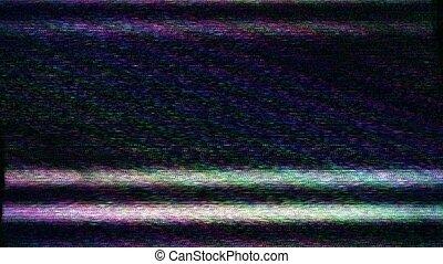 TV damage, television static noise - TV damage, bad sync TV...