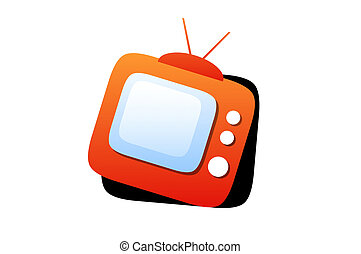 TV design icon