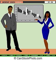 tv, finanças, escoras notícia