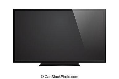 tv, grand écran
