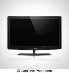 tv, hd