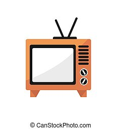 TV Icon Vector Illustration