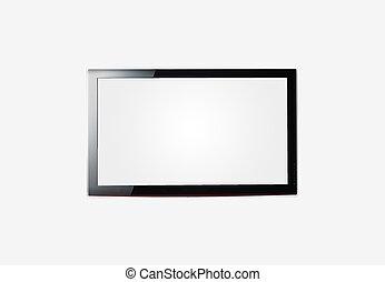 TV - LCD plasma presentation