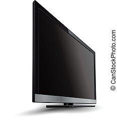 tv, nymodig
