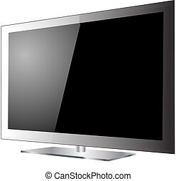 tv, plasma