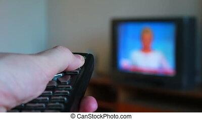 tv, remute, controle