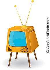 tv., retro