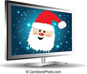 tv santa