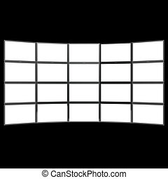 TV screen black