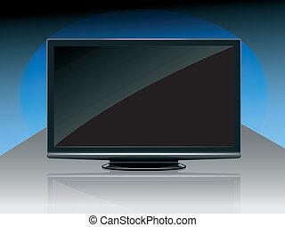 tv-set, 定義, 現代, 高く