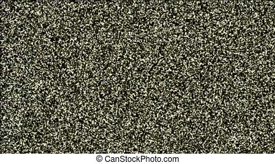 TV Static with color noise