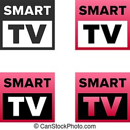 tv, symbole, intelligent