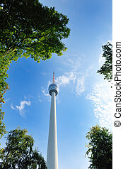 tv tower building