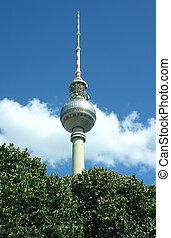 TV-tower in Berlin, Fernsehturm