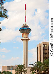 Tv tower in Riyadh