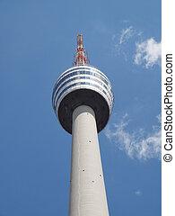 TV tower in Stuttgart