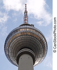 TV tower of Berlin