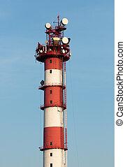 TV Tower - TV tower to broadcast radio