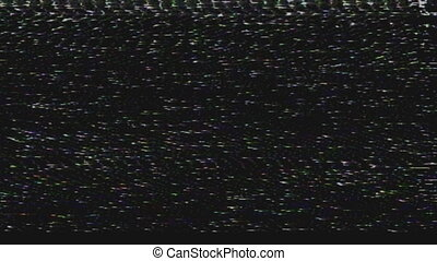 tv vhs tape effect abstract background 4k