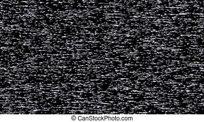 tv vhs effect abstract