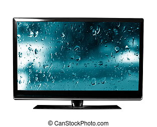 tv with picture