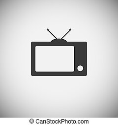 TV wood  application icons
