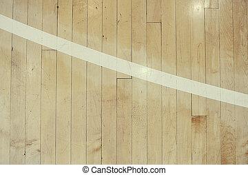 twarde drewno, szczegół