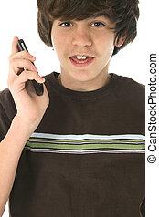 tween, cellphone