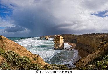 Twelve Apostles Natinal Park, Victoria, Australia