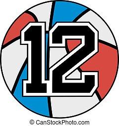 twelve basket - Creative design of twelve basket