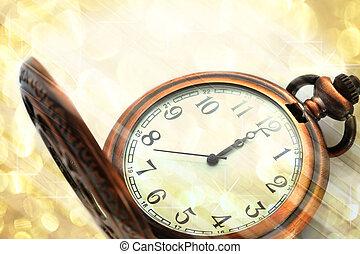 Twelve o'clock midnight