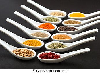 Twelve spices