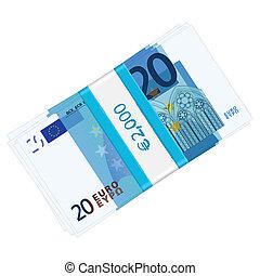 twenty euro pack
