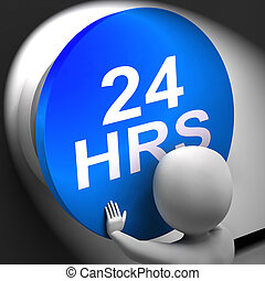 Twenty Four Hours Pressed Shows 24H Availability - Twenty...