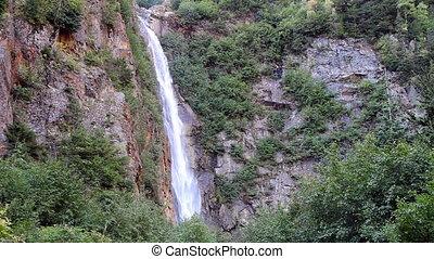 Twin Falls, near Smithers British Columbia Canada