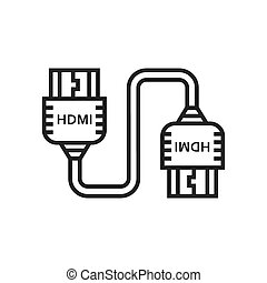 Twin HDMI Adapter icon