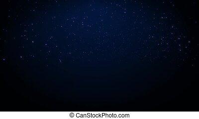 twinkling, 2, estrelas